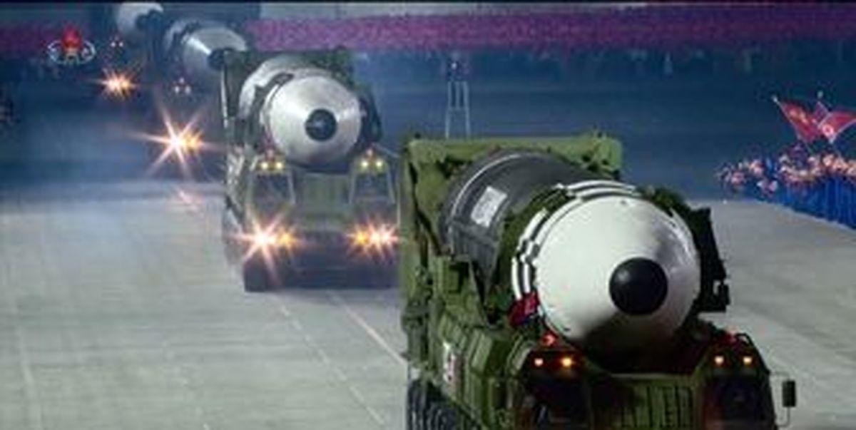 توکیو نگران رژه کره شمالی