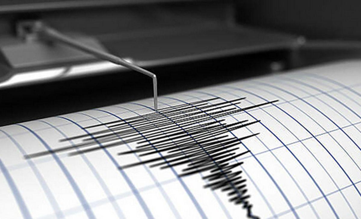 زلزله دریای مازندران را لرزاند+جزئیات