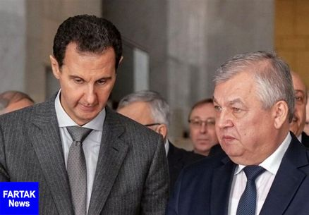 دیدار معاونان وزیر خارجه روسیه با اسد؛ تاکید بر ضرورت آزادسازی همه شهرها