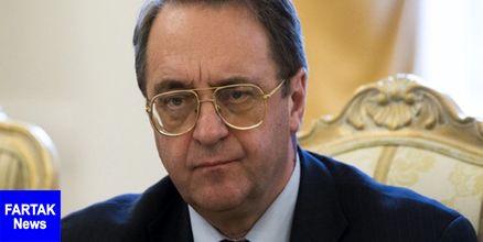 روسیه استقرار نیروهای آمریکا در عربستان سعودی را محکوم کرد