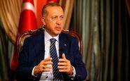 اردوغان: به عملیاتمان در سوریه و عراق ادامه میدهیم