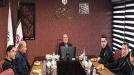 نشست تاج و ویلموتس با وزیر ورزش