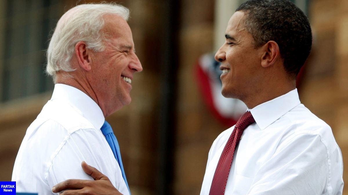 باراک اوباما روزهای آخر انتخابات بایدن را همراهی میکند
