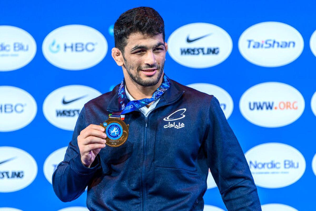 حسن یزدانی به عضویت کمیسیون ورزشکاران اتحادیه جهانی کشتی درآمد