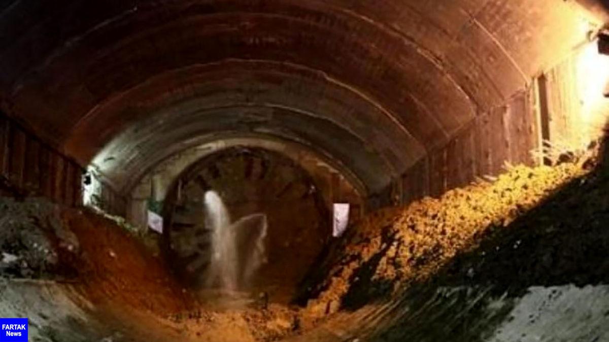 ۱ نفر کشته و ۳ نفر مفقود شدند  در حادثه ریزش معدن هجدک