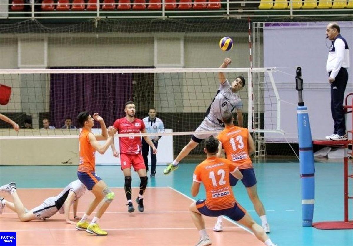 مسابقات والیبال قهرمانی کشور تا اطلاع ثانوی لغو شد