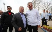 اعتراض علی پروین به خط خوردن کاپیتان پرسپولیس از تیم ملی