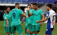 رئال مادرید و خیز بزرگ به سمت قهرمانی(عکس)