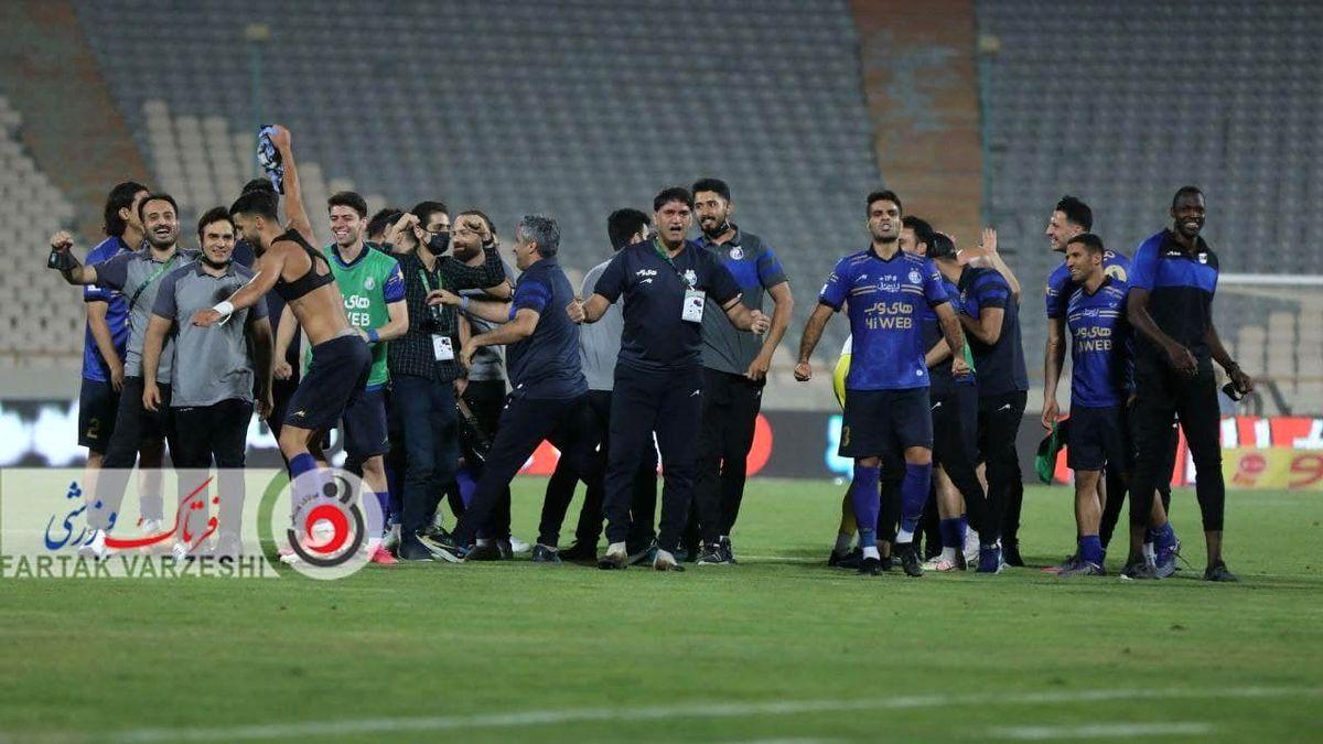 در صورت رسیدن به فینال جام حذفی، زمان اندک بازیکنان استقلال برای ریکاوری و استراحت
