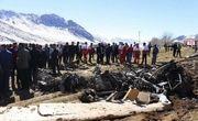 سقوط مرگبار بالگرد اورژانس در شهرکرد/ عکس