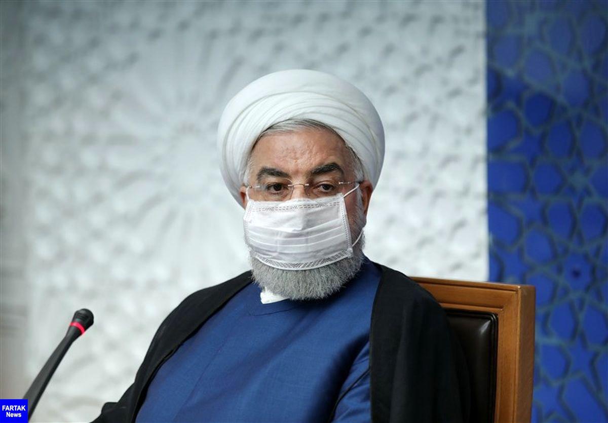 روحانی: مقاومت اقتصادی نتیجه داده و تحریمکنندگان ناچارند از راه خود برگردند