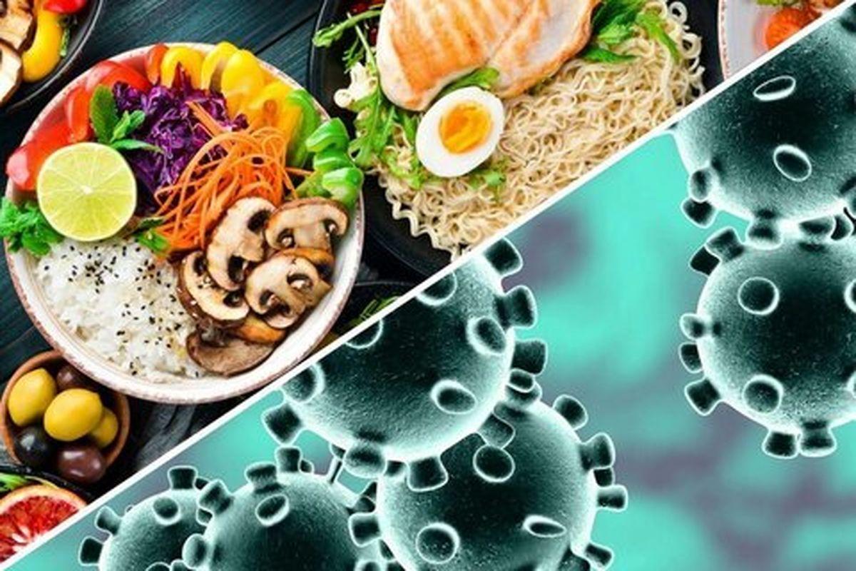 تغذیه مناسب در زمان وجود علایم گوارشی کرونا