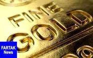 قیمت جهانی طلا امروز ۱۳۹۸/۰۹/۲۰