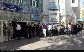 انتخابات ریاست جمهوری و شورای شهر تبریز + تصاویر