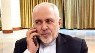 گفت و گوی تلفنی ظریف و وزیر خارجه امارات