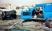 سانحه رانندگی در محور اهر-ورزقان ۳ مصدوم و یک کشته بر جا گذاشت
