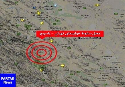 تدوین گزارش کمیسیون عمران درباره سقوط هواپیمای (ATR) + محورهای گزارش
