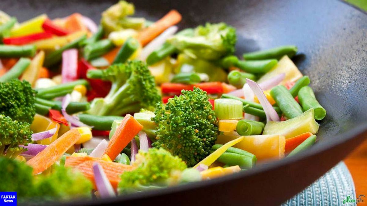 معایب و مضرات رژیم گیاه خواری