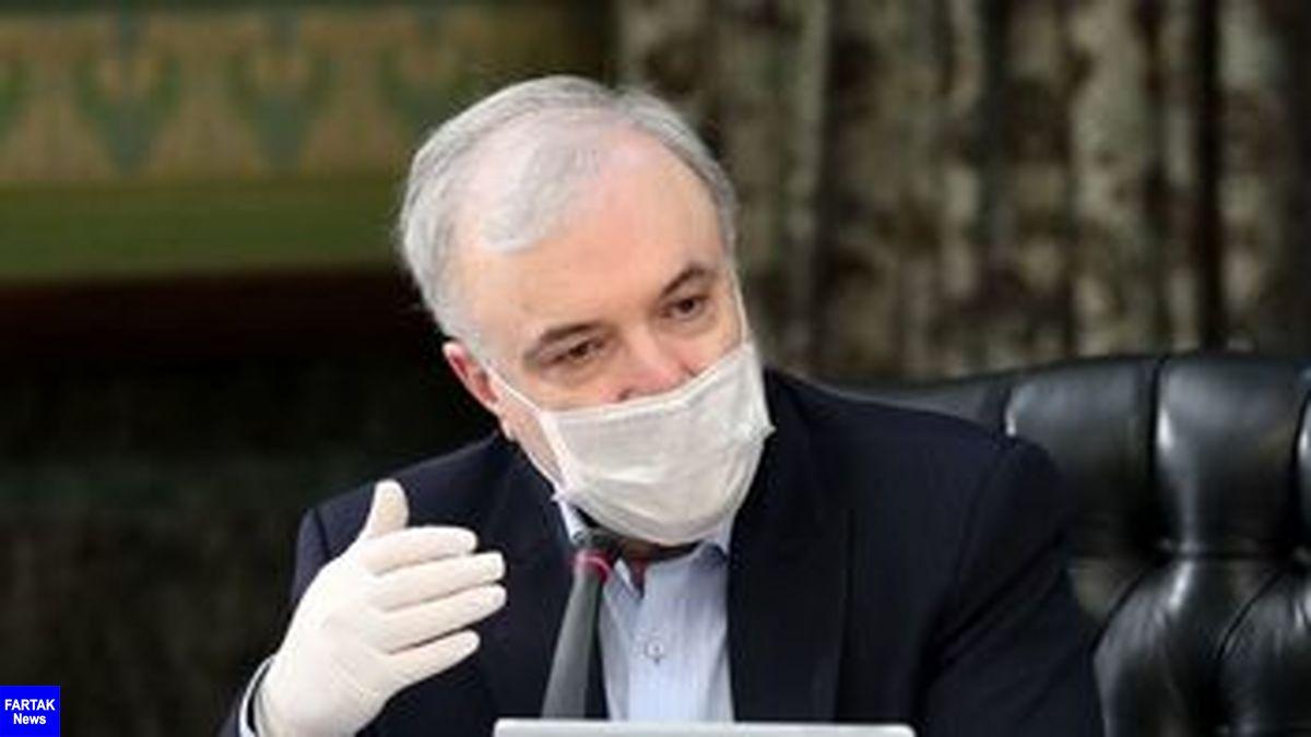 معاون ارتباطات و اطلاعرسانی دفتر رئیسجمهور استعفای نمکی را تکذیب کرد