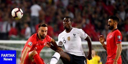 ترکیب فرانسه برای دیدار با آندورا مشخص شد
