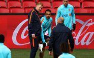 بارسا در خصوص ستاره هلندی نگرانی ندارد