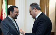 ایران و روسیه بر توسعه همکاریهای دوجانبه تاکید کردند