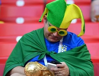 پیروزی برزیلیها مقابل صربستان از دریچه دوربین