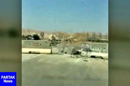 مقصر حادثه شیراز-خرامه مشخص شد