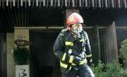 نجات جان دو شهروند توسط آتش نشانان