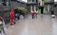 خسارت سیلاب امروز به ۸ روستا در گلستان/ ۲۰۰ واحدمسکونی آسیب دید