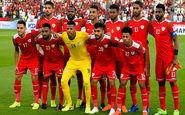 ترکیب عمان برابر ایران اعلام شد