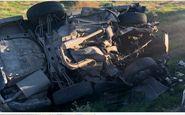 تصادف ۴ دستگاه خودرو در گلستان ۴ فوتی برجای گذاشت