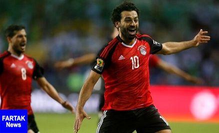 واکنش محمد صلاح به ماندن یا خداحافظی از تیم ملی مصر