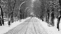موج جدید برف و باران در راه گیلان
