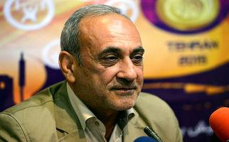 حضور گرشاسبی در باشگاه فولاد از زبان علی محمدی