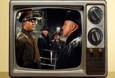 """""""قهرمان خیالی"""" به تلویزیون می آید/ """"استرداد"""" حمید فرخ نژاد"""