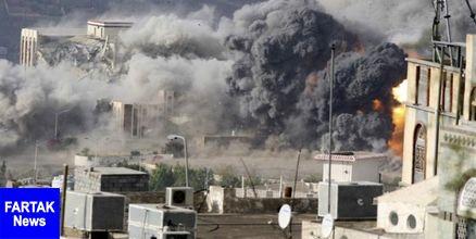 ادامه حملات ائتلاف سعودی به غرب یمن و نقض آتشبس الحدیده