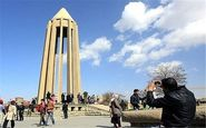 بازدید ۳۲ هزار نفر از مناطق گردشگری همدان طی ۲ روز