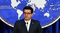 موسوی: تنها راه مبارزه با تروریسم همکاری همه کشورهای منطقه و جهان است