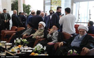 گزارش تصویری / ورود رئیس مجلس اعلای عراق به تهران