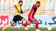 تصاویر / دیدار جذاب دو تیم تراکتور - سپاهان