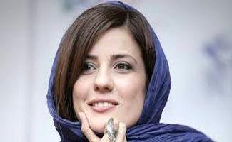 پوشش سارا بهرامی در جشنواره فیلم ونیز