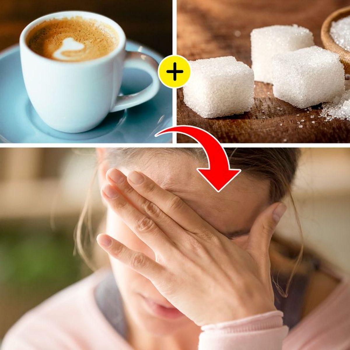 تبعات خوردن قهوه با معده خالی