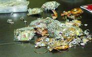 دستبند پلیس بر دستان سارق 4 میلیاردی