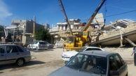 تصاویری بعد از زلزله در استان کرمانشاه