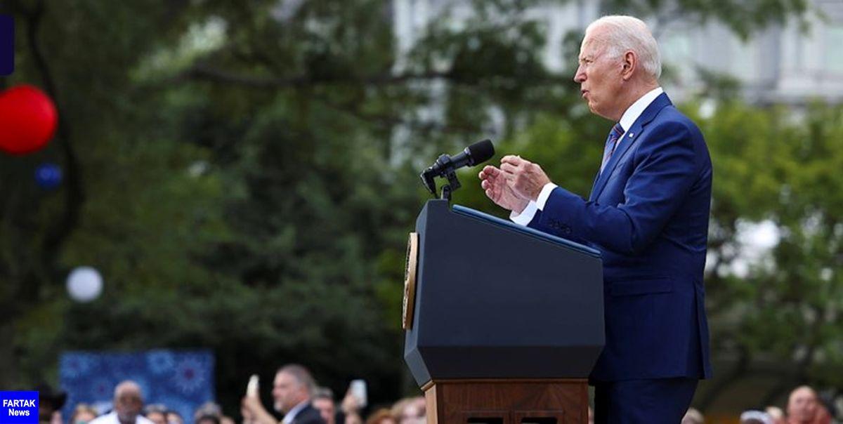 بایدن: پایان آگوست مأموریت آمریکا در افغانستان خاتمه مییابد