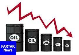 قیمت نفت در بازارهای جهانی اندکی کاهش یافت