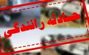 ۷ مصدوم در حادثه رانندگی جاده تبریز- آذرشهر