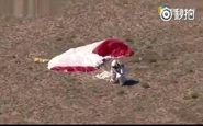 ویدیویی باور نکردنی از فضانورد ماجراجوی اتریشی