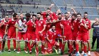 تیم فوتبال لبنان آماده رویارویی با ایران